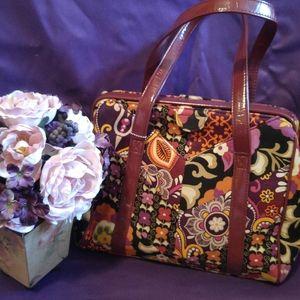 Vera Bradley Magnetic Frame Handbag